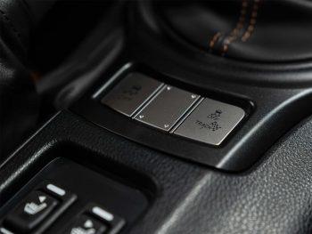 2020 Toyota 86 Hakone Edition Button