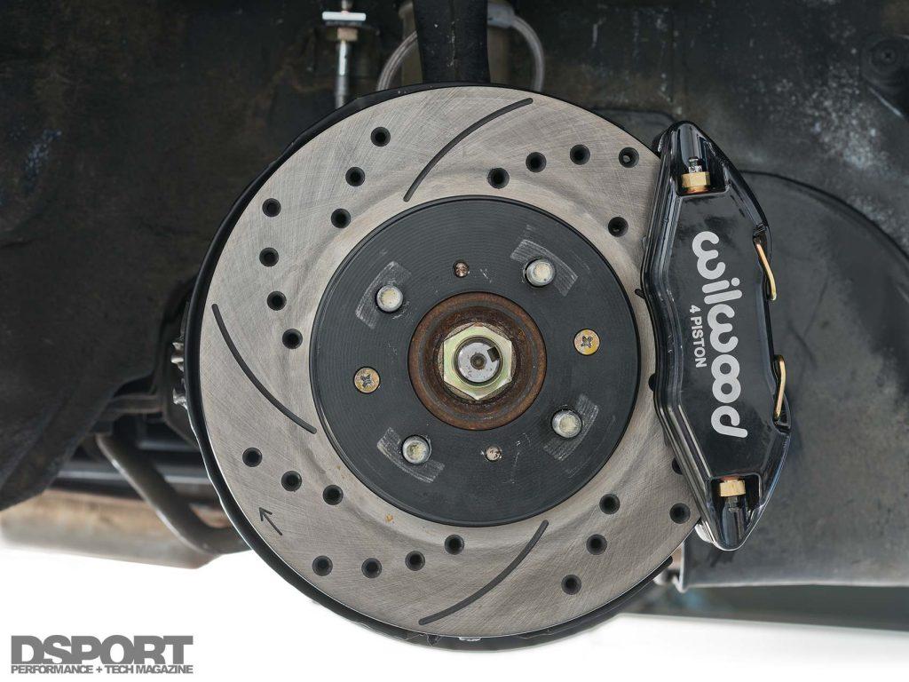 Track Prep Brake System