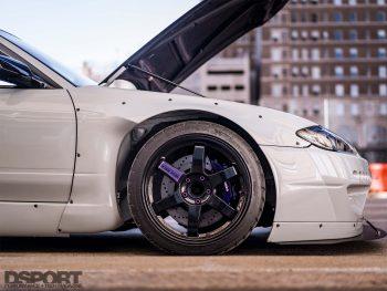 240SX Front