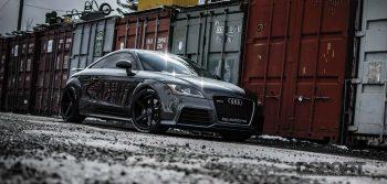 Audi TT RS Lead