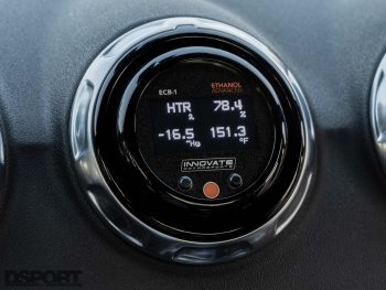 Audi TT RS Gauge