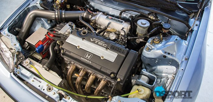 Project A+ | B-Series All-Motor Build | Optimizing the Original Performance VTEC
