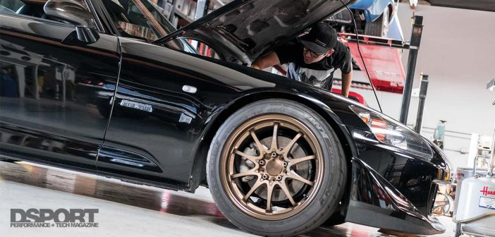 D'GARAGE Honda S2000 | Track Prepping a 366,000 Mile S2000