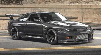 Carbon R33 Side