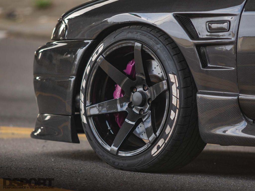 Carbon R33 Brakes