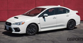 Subaru WRX Lead