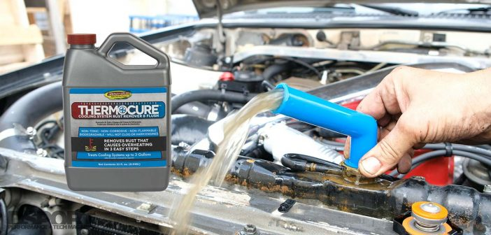 THERMOCURE | Cooling System Rust Remover