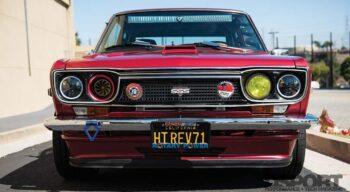 Datsun 510 Front