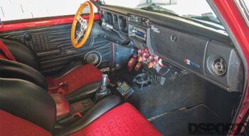 Datsun 510 Interior