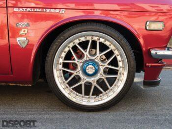 Datsun 510 Wheel