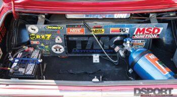 Datsun 510 Nitrous
