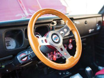 Datsun 510 Steering Wheel