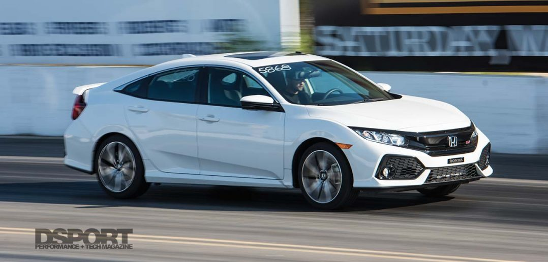 2019 Honda Civic Si Lead