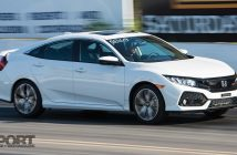 2019 Honda Civic Si Lead