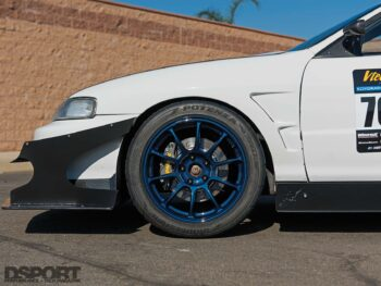 Acura Integra Front End