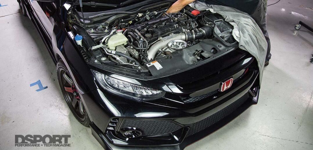 Hondata Fuel Pump Upgrade Lead