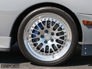 Toyota Supra Wheel