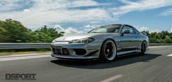 Nissan Silvia S15 Lead