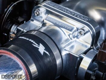 Nissan Silvia S15 Throttle Body