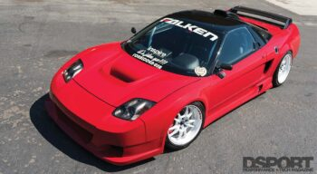 Acura NSX Front