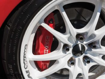 Acura NSX MF10 Wheel