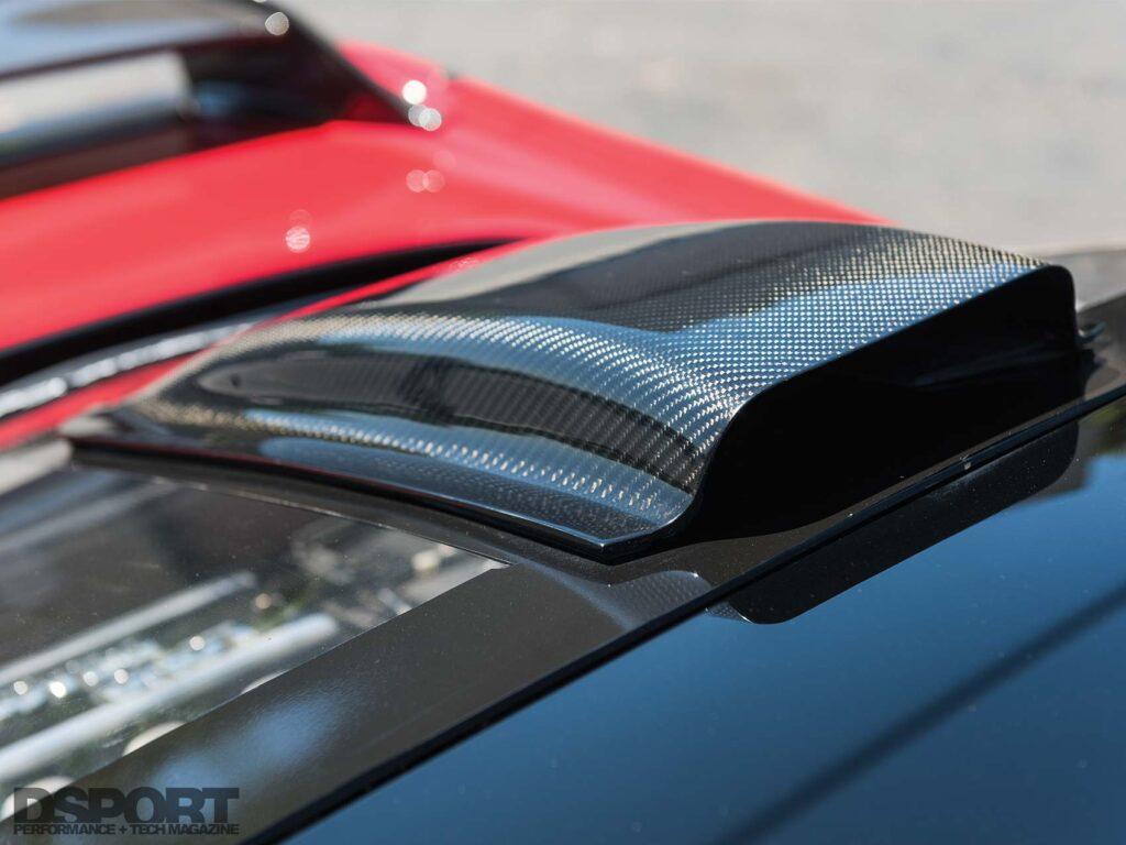 Acura NSX Scoop