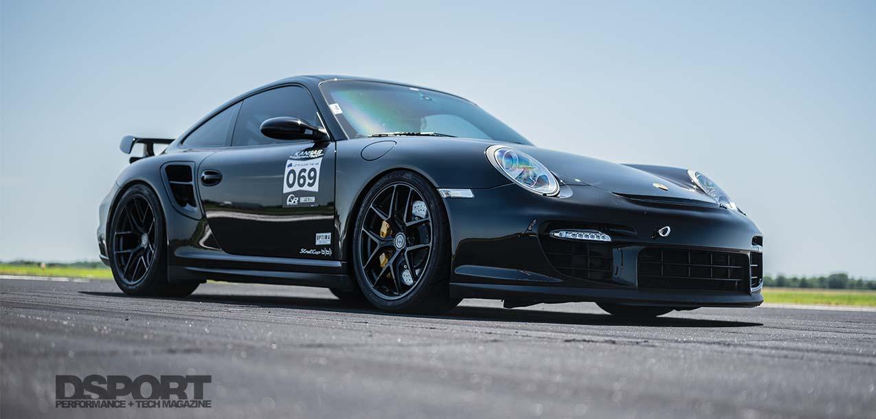BBi Porsche GT2 Lead