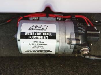 Honda S2000 Water Meth Injection