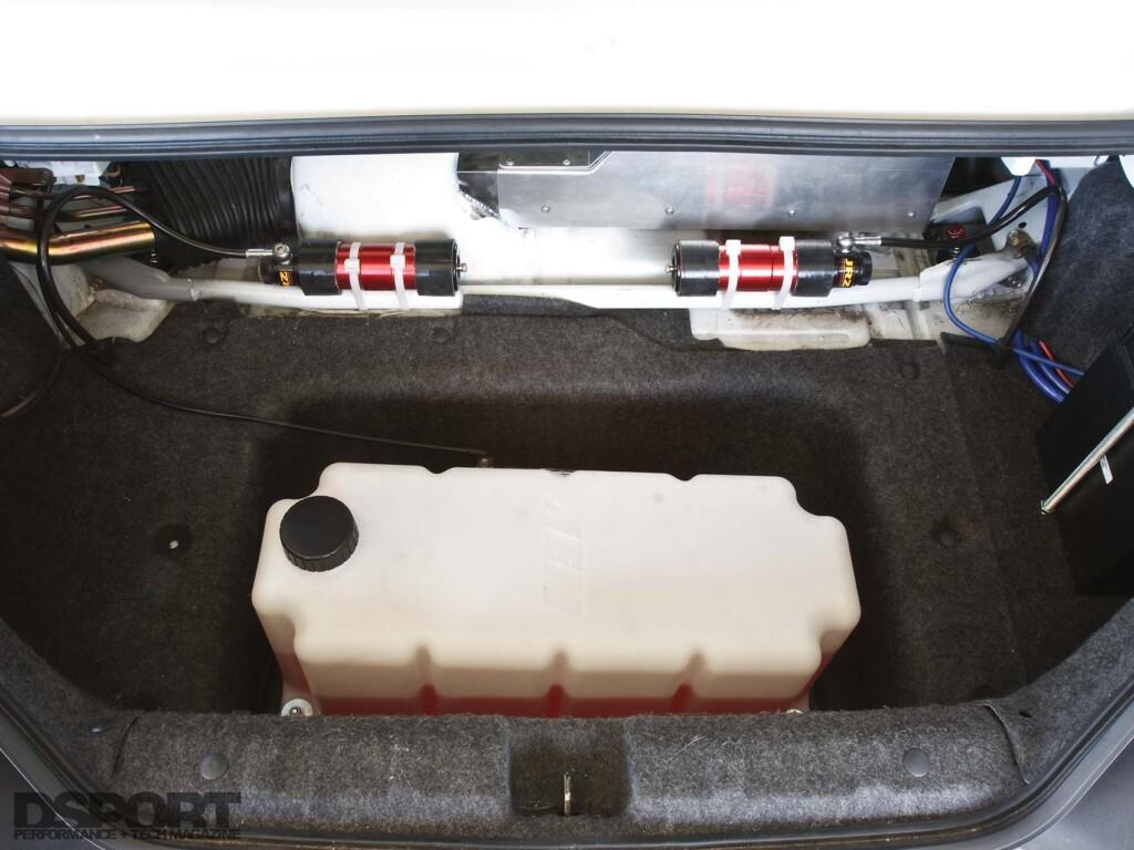 Honda S2000 Trunk
