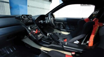 ADVANCE NSX Interior