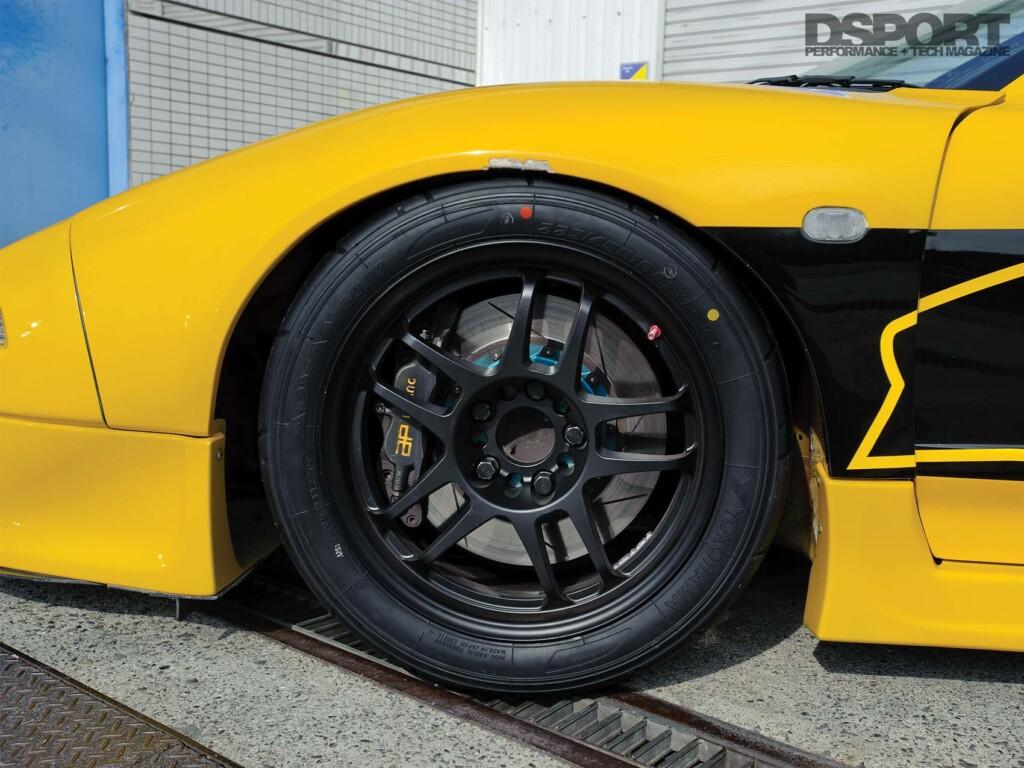 ADVANCE NSX Wheel