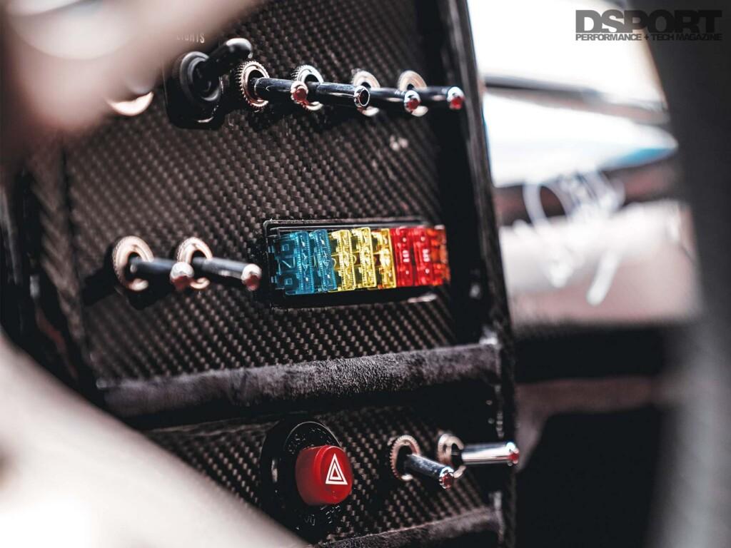 Audi Sport Quattro Console