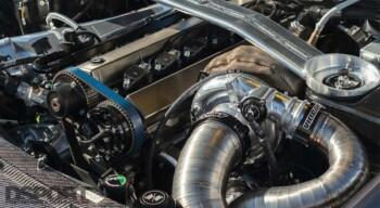 Nissan R32 Skyline GTS-T Engine Bay