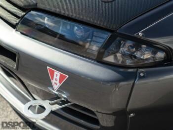 Nissan R32 Skyline GTS-T Headlight