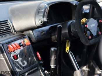 Nissan R32 Skyline GTS-T Interior