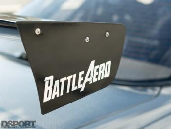 Nissan R32 Skyline GTS-T Battle Aero