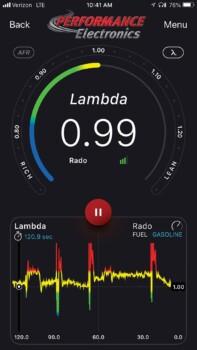 Performance Electronics Bluetooth Wideband Lambda