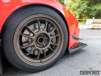Supercharged Acura NSX Konig Hypergram