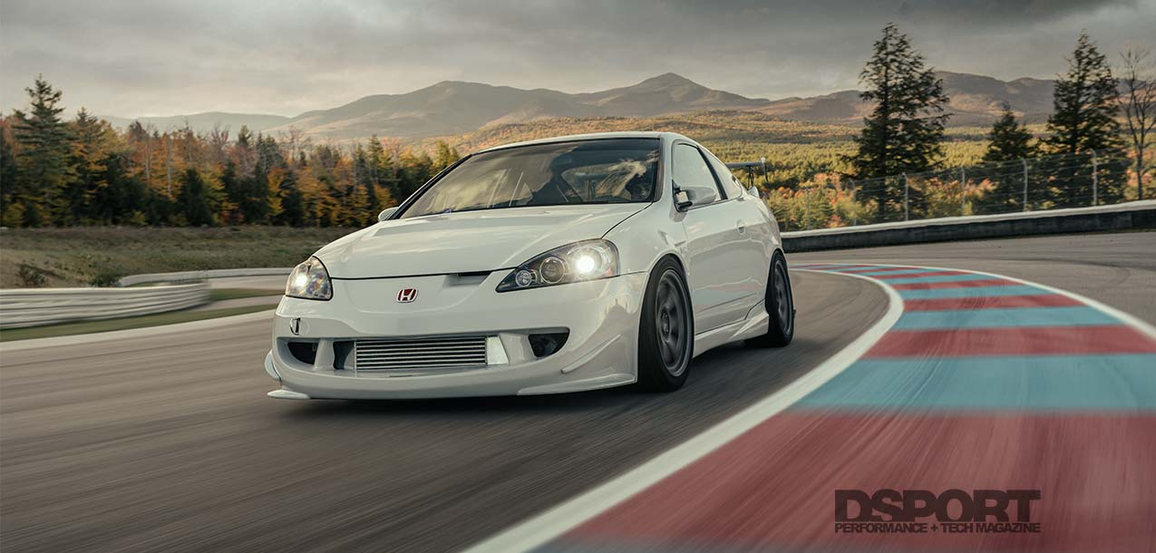 RSX Type S Lead