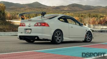 RSX Type S Rear