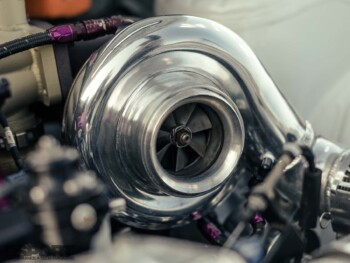 RSX Type S Turbocharger