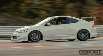 RSX Type S Track