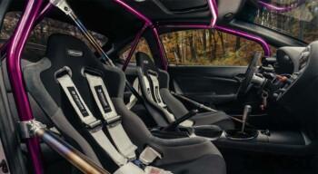 RSX Type S Interior