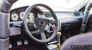 Tank Honda Civic EG Interior