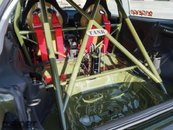 Tank Honda Civic EG Cage