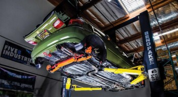 Tank Honda Civic EG Underbody