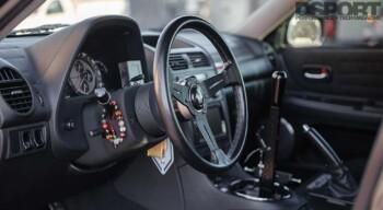 Ken Gushi Lexus IS300 Interior