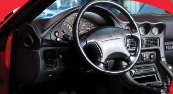 3000GT VR4 Interior