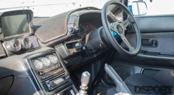 Club DSPORT Nissan R32 Interior