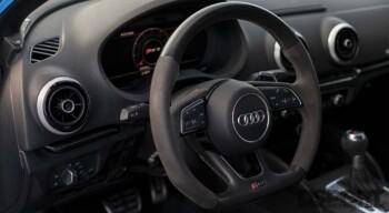 Iroz Motorsport Audi RS3 Interior